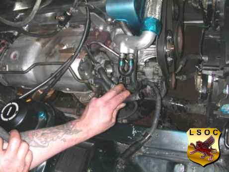 Fitting a Single Turbo Conversion Kit