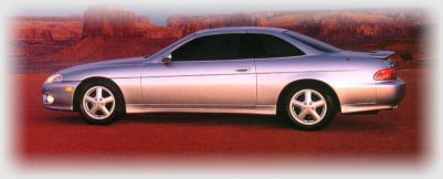 Silver Soarer in Profile